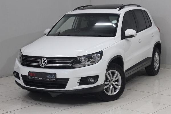 2014 Volkswagen Tiguan 1.4 TSI BMOT TREN-FUN DSG 118KW Gauteng Nigel_0