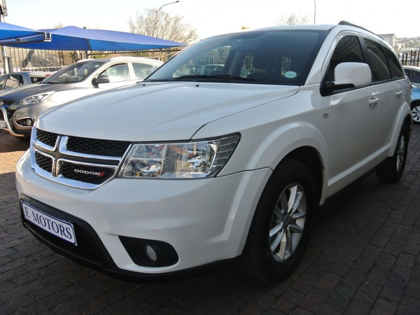 2013 Dodge Journey 3.6 V6 Rt At  Gauteng Bramley_0