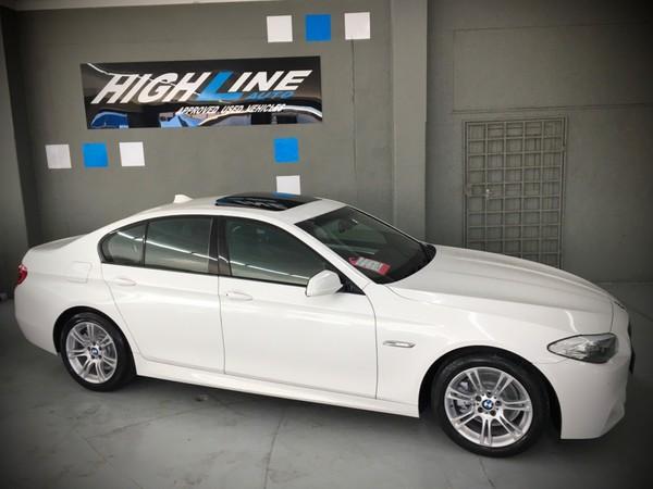 2013 BMW 5 Series 520d At f10  Gauteng Vereeniging_0