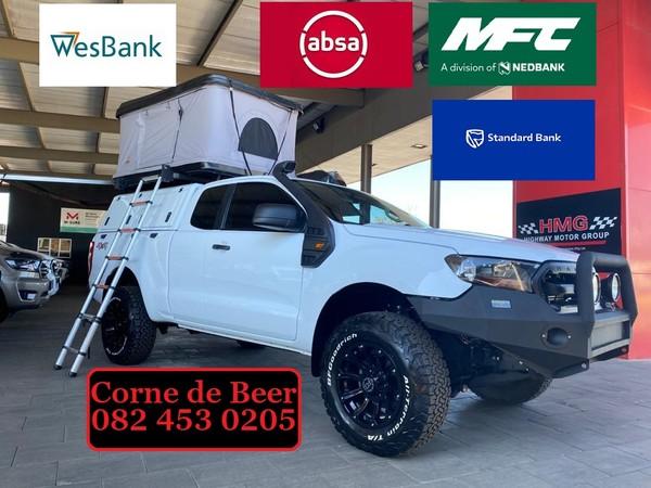 2018 Ford Ranger 2.2TDCI XL 4X4 PU SUPCAB North West Province Klerksdorp_0