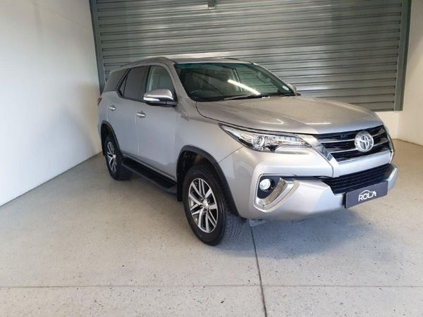 2017 Toyota Fortuner 2.8GD-6 4X4 Western Cape Somerset West_0