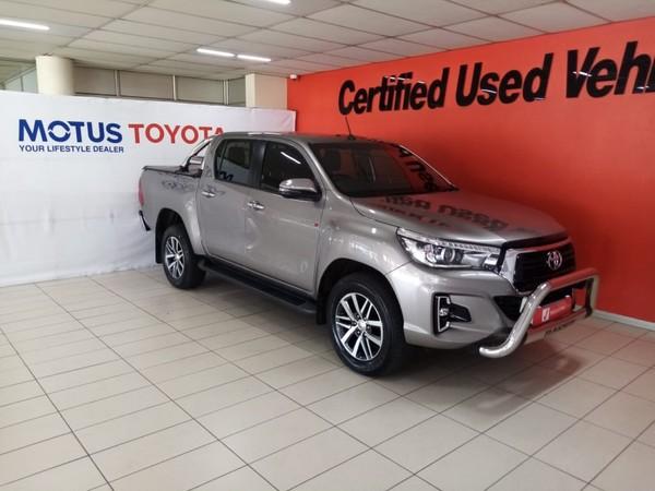 2020 Toyota Hilux 2.8 GD-6 RB Auto Raider Double Cab Bakkie Gauteng Edenvale_0