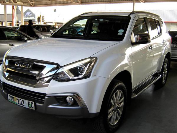 2019 Isuzu MU-X 3.0D Auto Limpopo Polokwane_0
