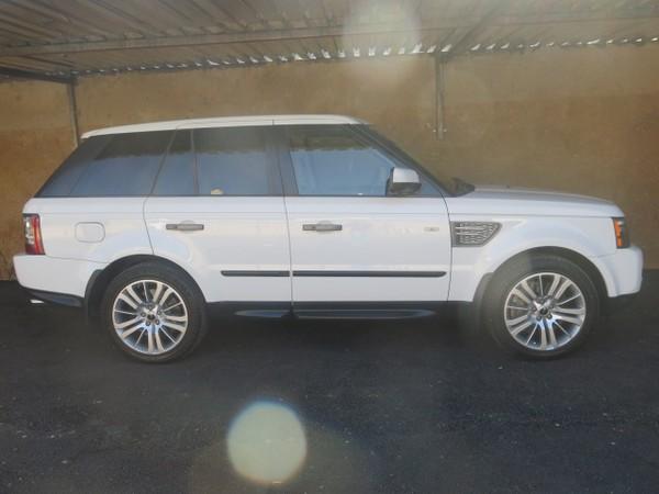 2011 Land Rover Range Rover Se 5.0 V8 Sc  Gauteng Rosettenville_0