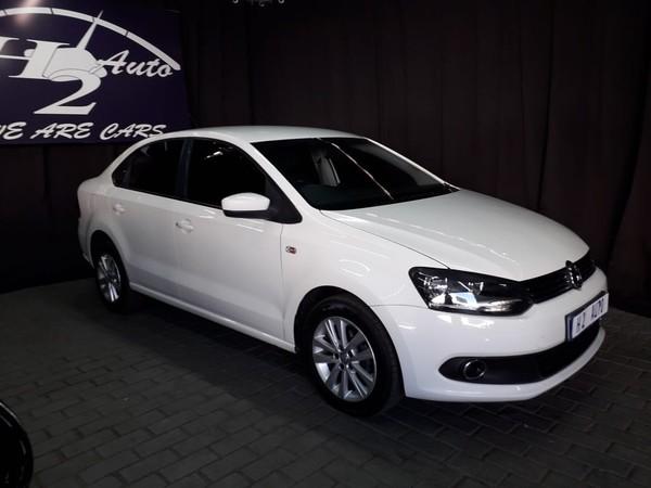 2011 Volkswagen Polo 1.6 Comfortline Tip  Gauteng Johannesburg_0