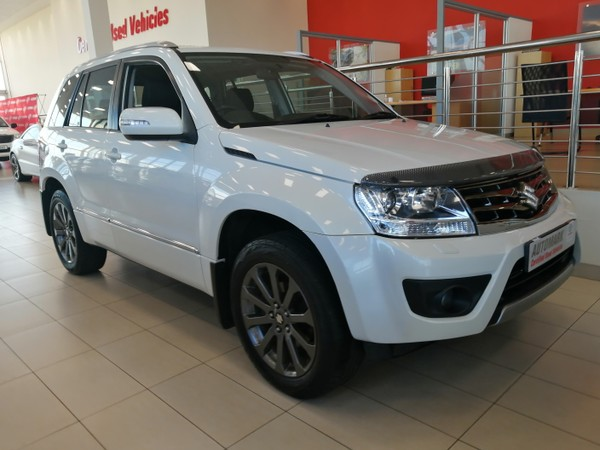 2015 Suzuki Grand Vitara 2.4 Summit  Western Cape George_0