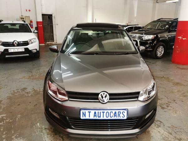 2017 Volkswagen Polo GP 1.0 TSI R-LINE DSG Gauteng Johannesburg_0