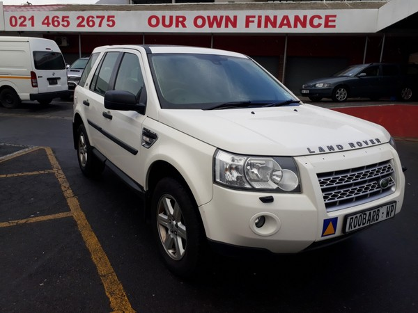 2009 Land Rover Freelander 2.0 Hse Td4 5dr At  Western Cape Cape Town_0