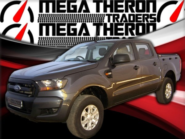 2017 Ford Ranger 2.2TDCi XL Auto Double Cab Bakkie North West Province Klerksdorp_0