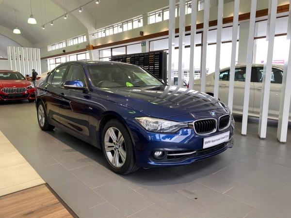 2018 BMW 3 Series 318i Sport Line Auto Western Cape Worcester_0