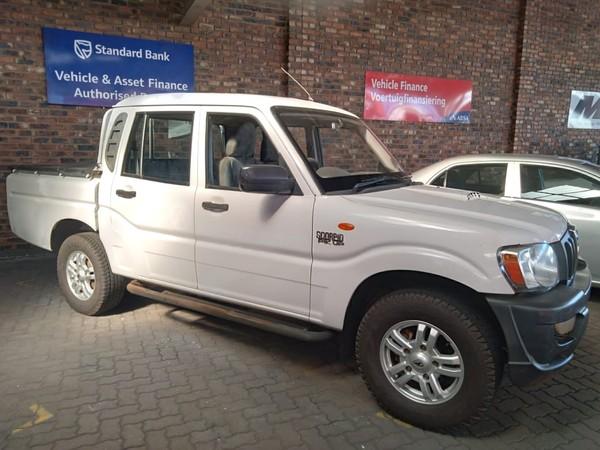 2014 Mahindra Scorpio 2.2 Crde Mhawk Pu Dc  Gauteng Vereeniging_0