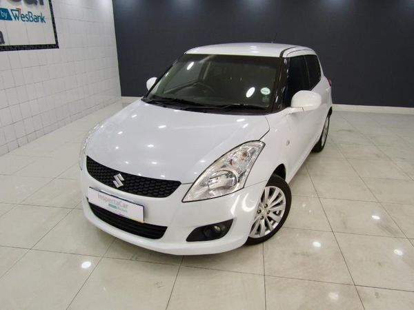 2011 Suzuki Swift 1.4 Gls  Gauteng Pretoria_0