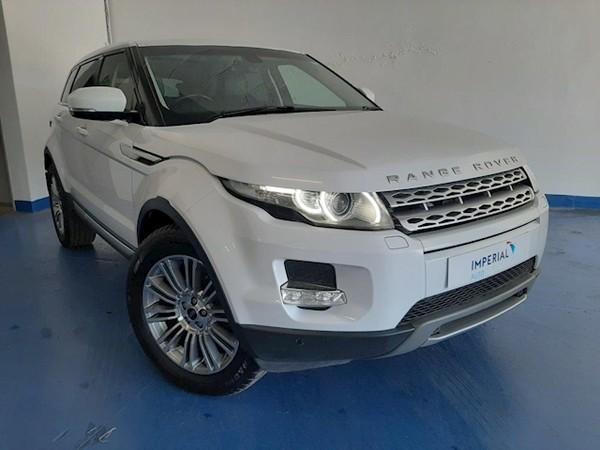 2012 Land Rover Evoque 2.2 Sd4 Prestige  Free State Bloemfontein_0