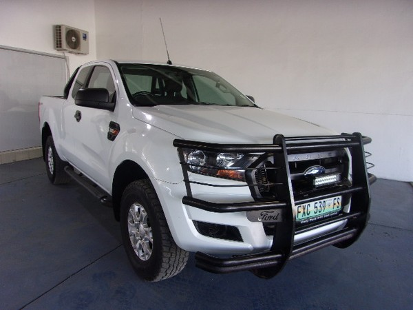 2016 Ford Ranger 2.2TDCi XL Auto Bakkiie SUPCAB Free State Kroonstad_0