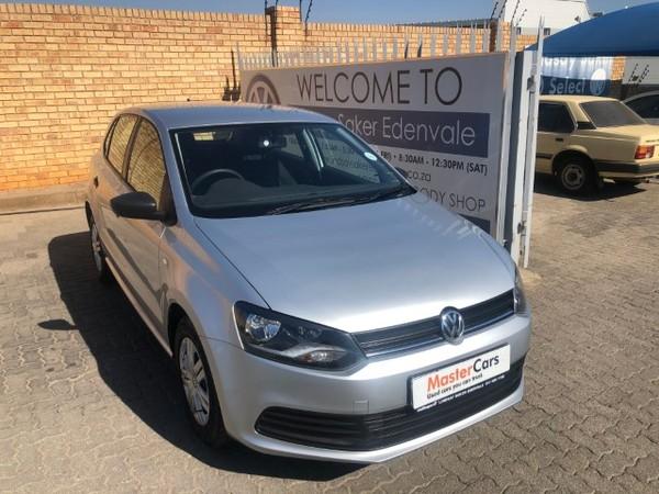 2019 Volkswagen Polo Vivo 1.4 Trendline 5-Door Gauteng Edenvale_0