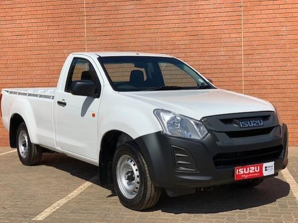 2021 Isuzu D-MAX 250C Single Cab Bakkie Gauteng Pretoria_0