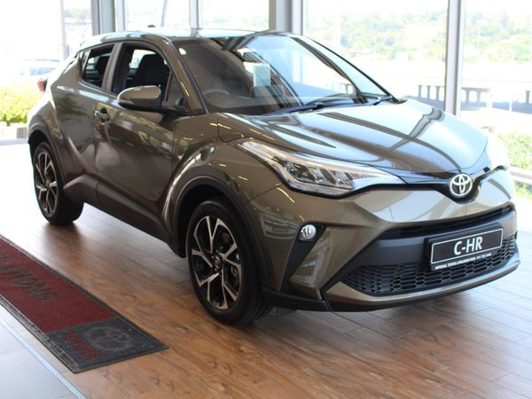 2020 Toyota C-HR 1.2T Plus CVT Gauteng Randburg_0