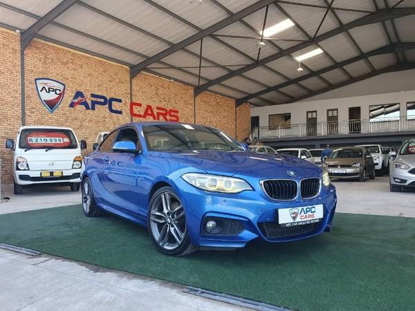 2015 BMW 2 Series 220D Sport Line Auto Kwazulu Natal Pietermaritzburg_0