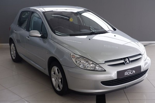2004 Peugeot 307 2.0 Xs At  Western Cape Somerset West_0