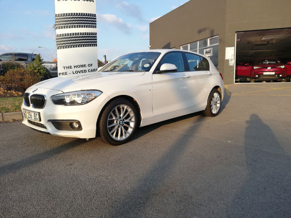 2016 BMW 1 Series 118i 5DR Auto f20 Eastern Cape Nahoon_0