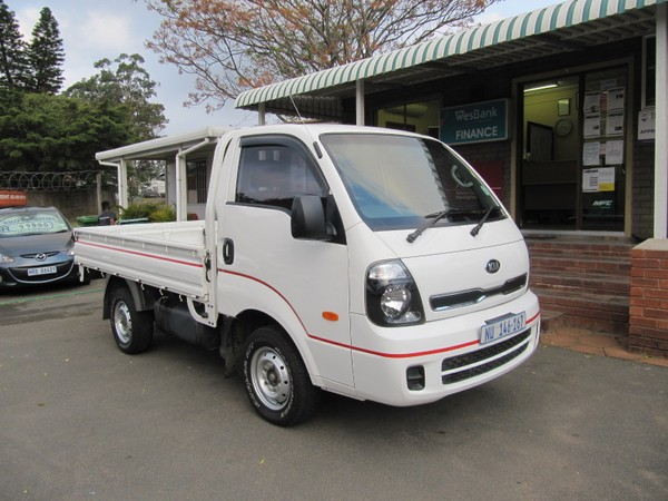 2015 Kia K 2500 Single Cab Bakkie Kwazulu Natal Pinetown_0