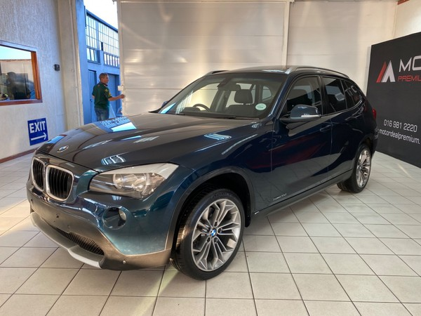 2013 BMW X1 Sdrive20d At  Gauteng Vanderbijlpark_0