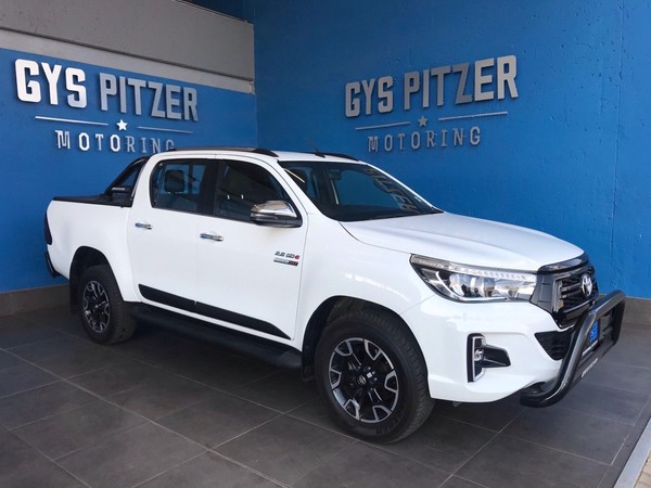 2019 Toyota Hilux 2.8 GD-6 RB Raider Double Cab Bakkie Gauteng Pretoria_0