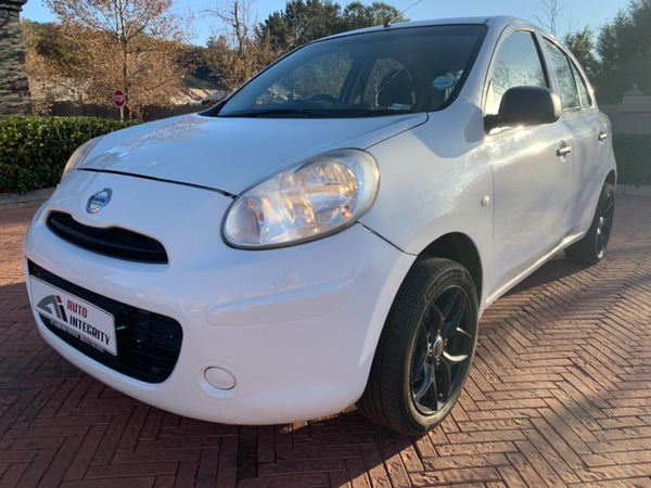 2016 Nissan Micra 1.2 Visia Insync 5dr d86v  Gauteng Pretoria_0