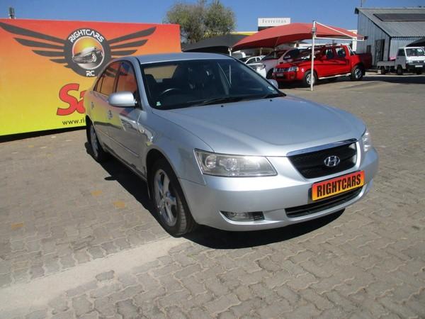 2006 Hyundai Sonata 2.0 Gl  Gauteng North Riding_0