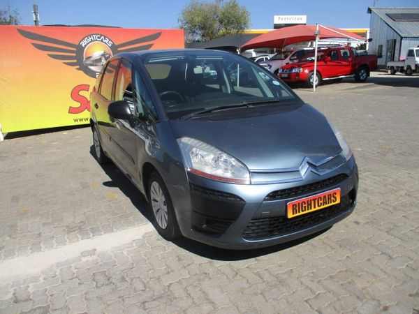 2010 Citroen C4 Picasso 1.8i  Gauteng North Riding_0