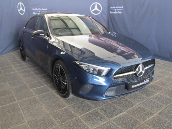 2020 Mercedes-Benz A-Class A200 4-Door Limpopo Polokwane_0