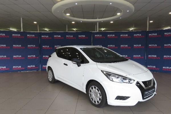 2020 Nissan Micra 900T Visia Western Cape Parow_0