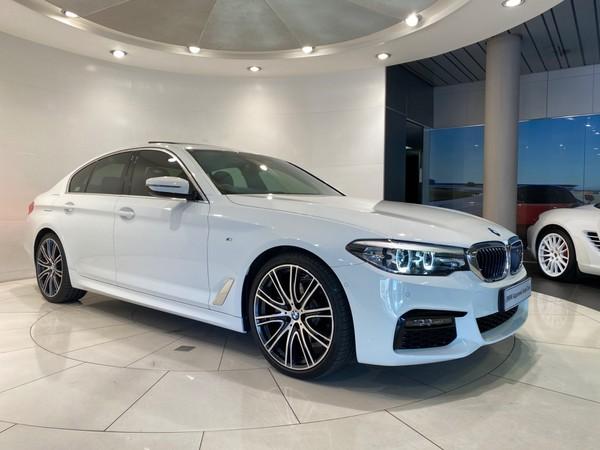 2019 BMW 5 Series 520d M Sport Gauteng Sandton_0