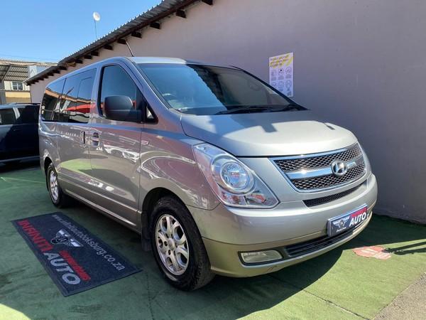 2013 Hyundai H1 2.5 Crdi Wagon At  Gauteng Boksburg_0
