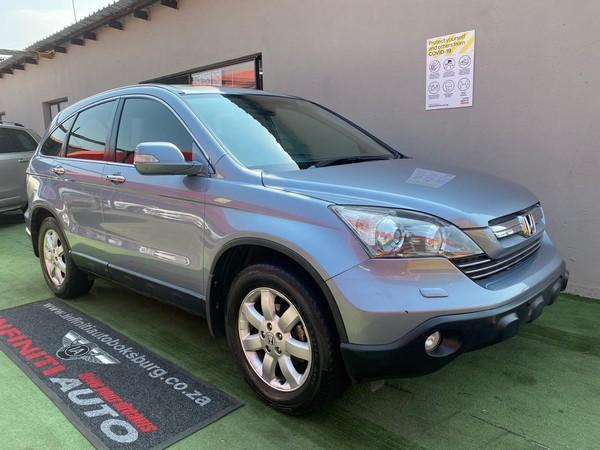 2008 Honda CR-V 2.4 Vtec Rvsi  Gauteng Boksburg_0