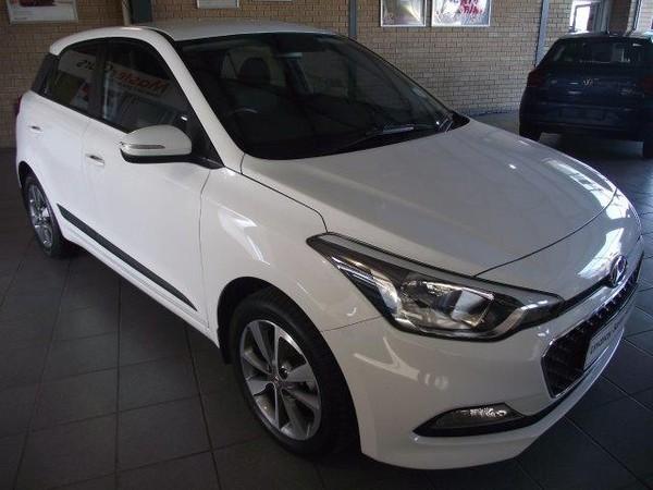 2016 Hyundai i20 1.4 Fluid Auto Free State Welkom_0