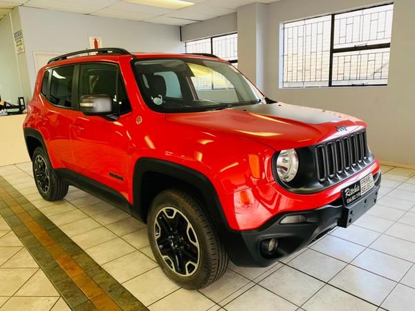 2016 Jeep Renegade 2.4 Trailhawk Auto Kwazulu Natal Vryheid_0