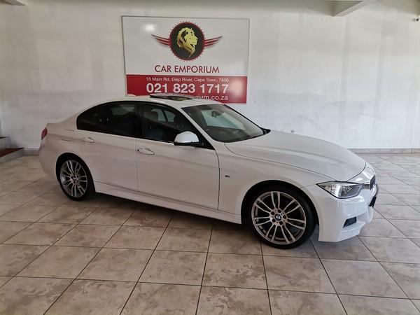 2015 BMW 3 Series 320D M Sport Auto Western Cape Diep River_0