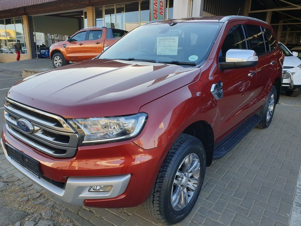 2017 Ford Everest 2.2 TDCi XLT Auto Free State Bloemfontein_0
