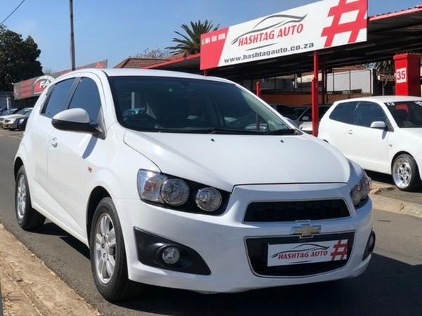 2012 Chevrolet Sonic 1.6 Ls 5dr  Gauteng Kempton Park_0