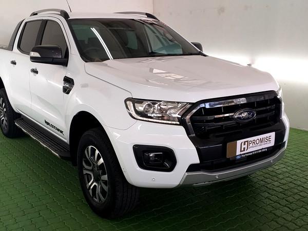 2019 Ford Ranger 2.0TDCi Wildtrak Auto Double Cab Bakkie Mpumalanga Nelspruit_0