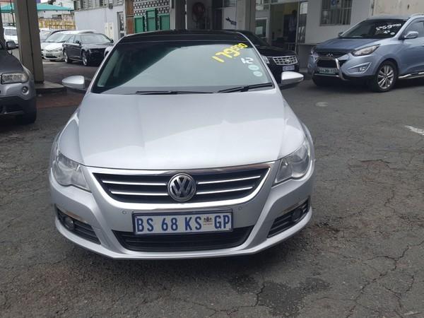 2012 Volkswagen CC 2.0 Tdi Dsg  Kwazulu Natal Durban_0