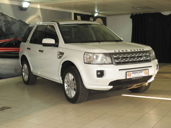 2012 Land Rover Freelander Ii 2.2 Sd4 Se At  Kwazulu Natal Pietermaritzburg_0