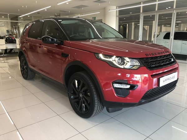 2016 Land Rover Discovery Sport Sport 2.2 SD4 HSE Free State Bloemfontein_0