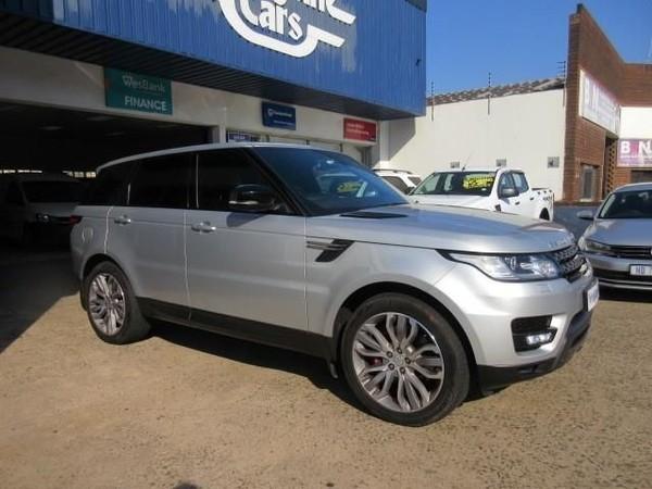 2017 Land Rover Range Rover Sport HSE 4.4 V8 Kwazulu Natal Durban_0