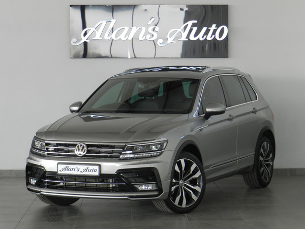 2017 Volkswagen Tiguan 2.0TSi Highline 4Motion R-Line DSG Mpumalanga Mpumalanga_0