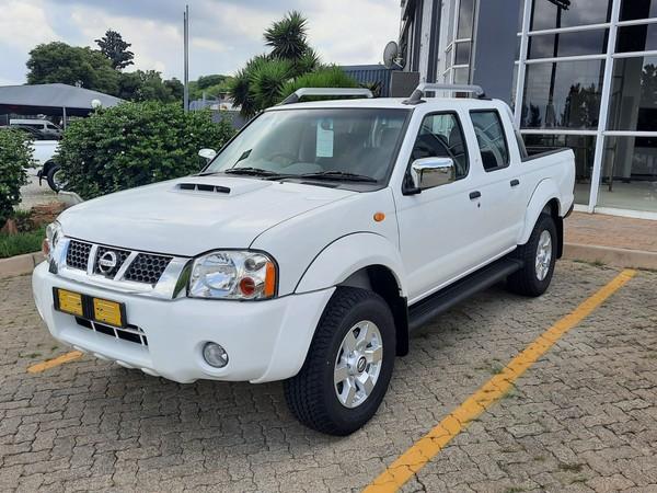 2021 Nissan NP300 Hardbody 2.5 TDi HI-RIDER Double Cab Bakkie Gauteng Sandton_0