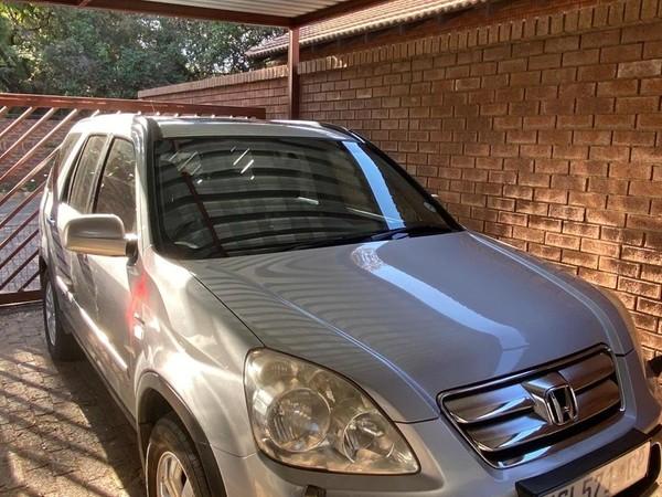 2006 Honda CR-V 2.0 Rvsi At  Gauteng Johannesburg_0