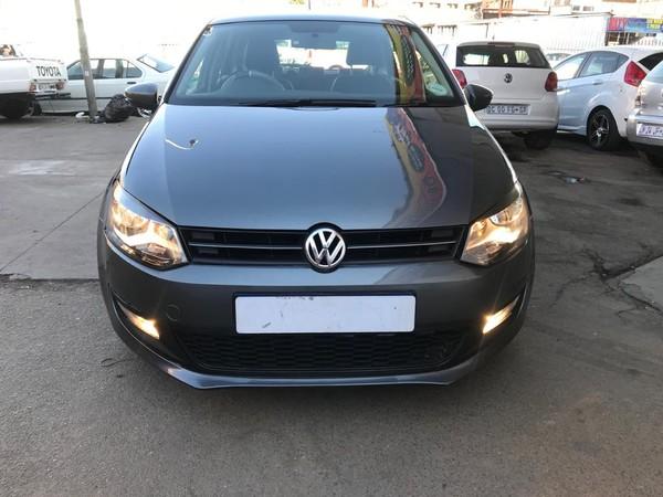 2014 Volkswagen Polo 1.6 Comfortline  Gauteng Johannesburg_0
