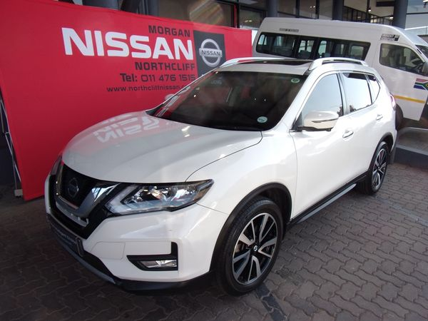 2018 Nissan X-Trail 2.5 Tekna 4X4 CVT 7S Gauteng Johannesburg_0